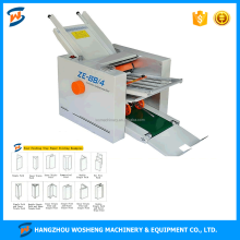 WS ZE-8B/4 High quality Automatic A3 Paper Folding Machine