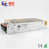 S-120-12 Switching mode Power Supply 12V 10A 120W DC LED Power Supply