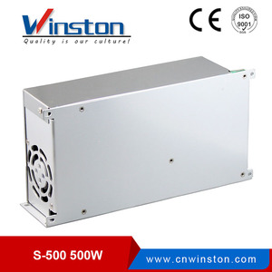 S-500-48 500W 48V 10A customized Crazy Selling vehicle emergency starting power supply