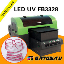 A3 Mini UV printer for pen/CD/metal/PVC plate printing machine