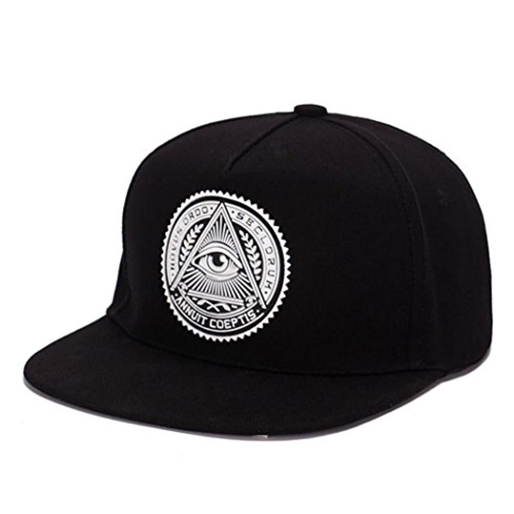 Customized Logo Cotton plain black Printed Branded Caps