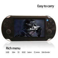 Double Rocker Handheld mp4 mp5 mp6 adult video games console machine