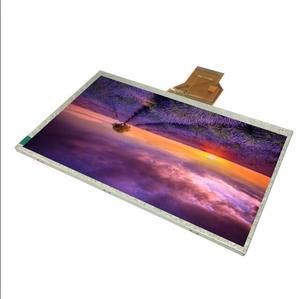 800(RGB)x480 interface lcd screen display 7 inch widescreen tft lcd module for car sun visor tv monitor