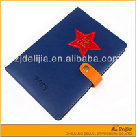 Good offer cheap stationery notebooks leather cover personal