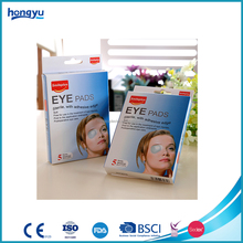 OEM acceptable medical eye patches pads