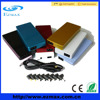 High quality colorful slilm universal external laptop battery charger for hp19V 4.74A AC adapter 90W 60*19mm