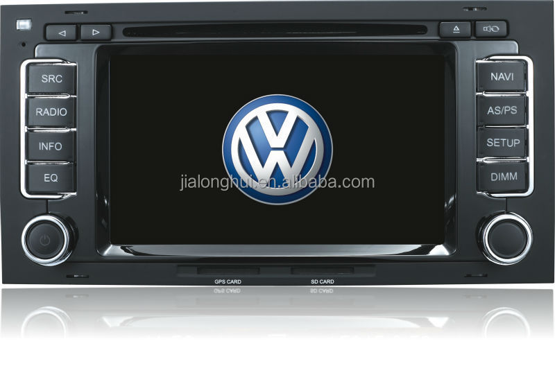 7 inch headset car dvd player for VW Touareg Car Radio for VW Touareg Car GPS 3G CANBUS
