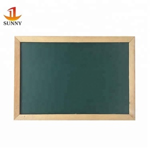 Hot sale magnetic wooden blackboard chalkboard greenboard