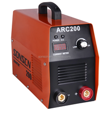 DC motor two phase hutai zx7-200 inverter mma arc welding machine price and equipment