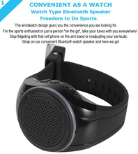 X10 Bluetooth speaker watch with TF Card,FM radio,LED Light,Anti lost,MP3 play,outdoors sound spearker