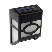 Solar garden lights latest explosion of foreign trade products designed for solar wall lamp