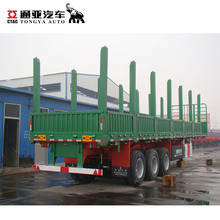 Hot sale utility timber trailer