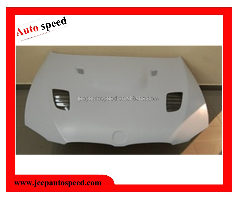 FIBREGLASS BONNETS / HOODS for BMW E92 / E93 M3 GTR.
