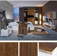 ecological melamine laminated board/plywood for cabinet