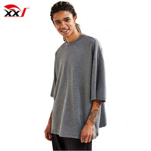 Custom clothing manufacturers oversized crew neck fashion mens t-shirts size s m l xl xxl xxxl