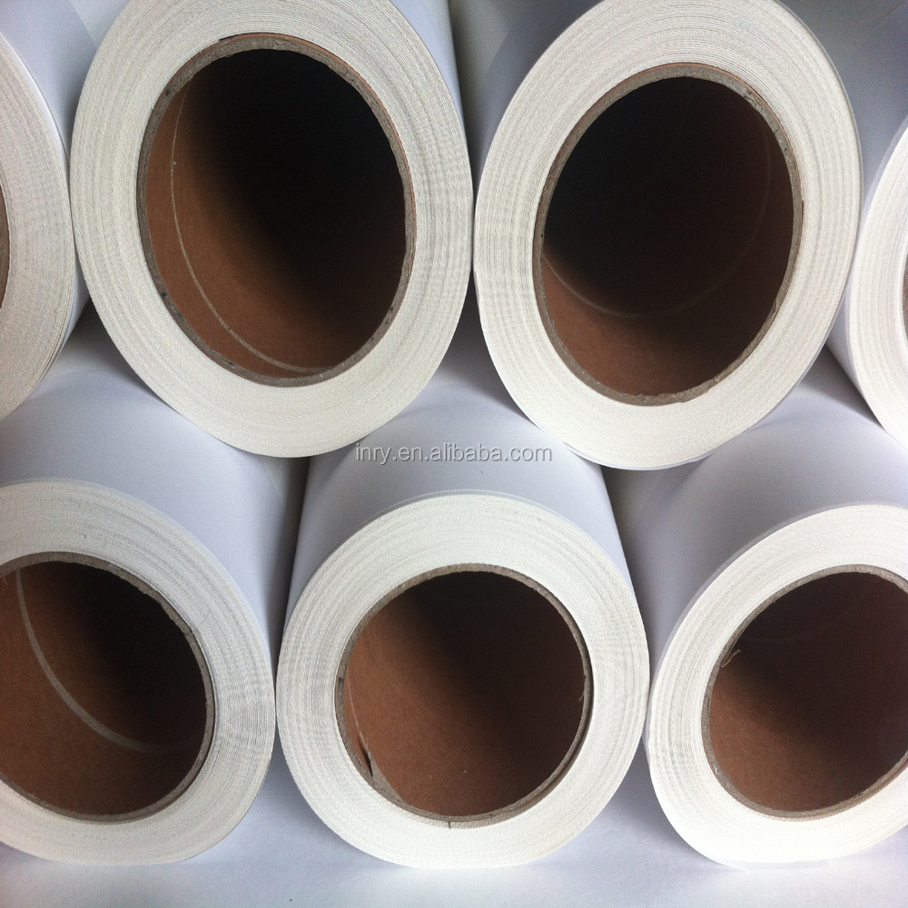 matte/semi/glossy eco-solvent polyester roofing canvas