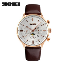 2017 newest alibaba skmei 9117 high quality waterproof luxury quartz analogue watch from China