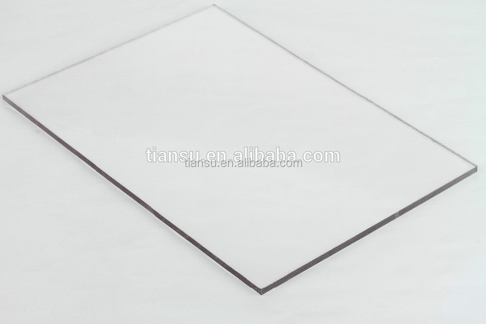 car sunshade Polycarbonate sheet plastic solid sheet canopy material