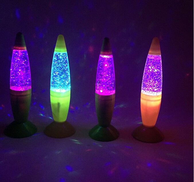 best price led lava lamp small glitter lamp buy led. Black Bedroom Furniture Sets. Home Design Ideas