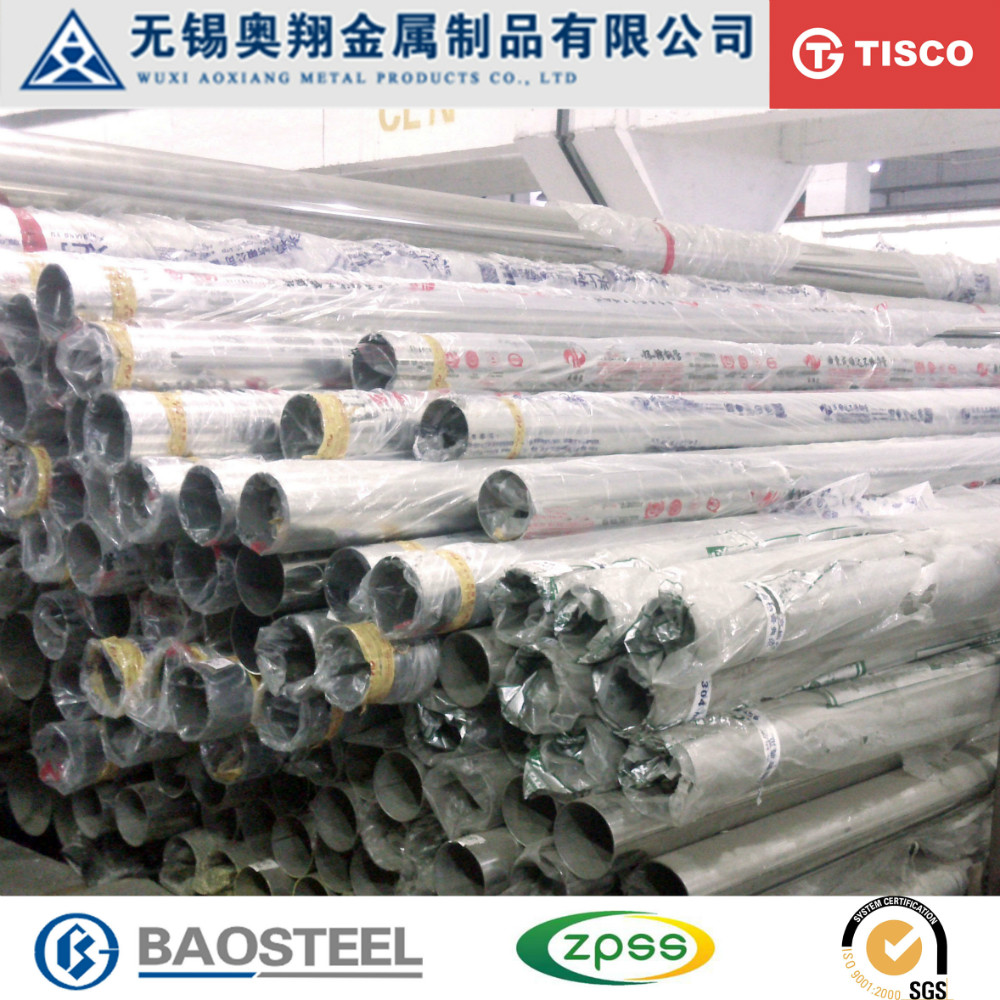 high production in 2015 best selling cold rolled stainless steel pipe/tube