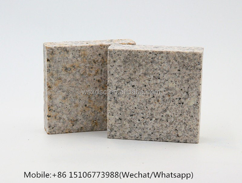 Cheap Chinese granite yellow rusty garden slabs for sale