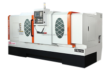 CK6180 CNC Lathe to alloy wheel repair for china cnc lathe
