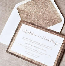 Wholesale Custom Printing Glitter | Shimmery Envelopes