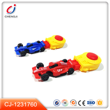 Hot selling free wheel custom made plastic mini promotional toy cars