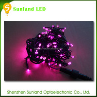 Factory wholesale Christmas decorative mini String christmas light smart light outdoor christmas lights connector