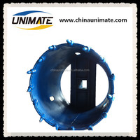 China Unimate core barrel for small diameter gravel, core barrel for bauer drilling tools