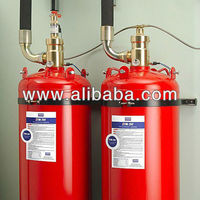 HFC-227ea automatic fire suppression systems