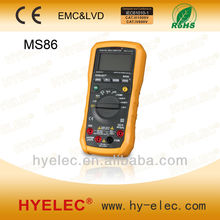 MS86 AC/DC Auto Ranging Digital Multimeter