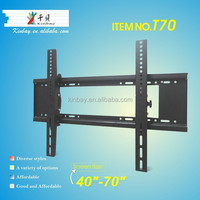 Modern hot sale lcd plasma samsung flip up tv mount up to 70 inch