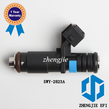 China supplier auto parts gasoline fuel injection nozzle 5WY-2823A