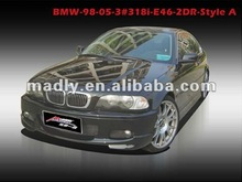 Body kit for BMW -98-05-3Series 318i-E46-2DR-Style A