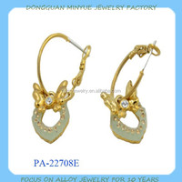 2015 ladies dangle earring earrings designs wholesale