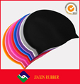 Durable Waterproof Swimming hat, Lightweight, Non-Toxic, Flexible And Resilient Silicone Swimming Caps