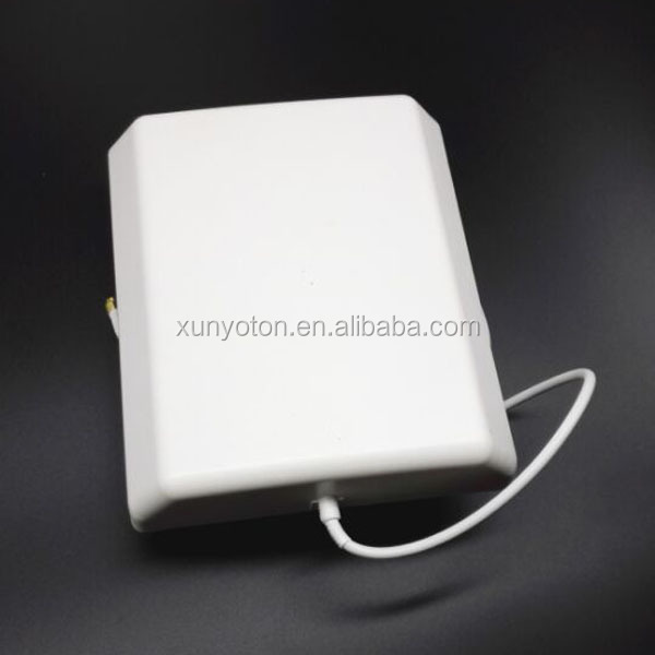 Factory price wide band 4G LTE antenna Panel 10dbi outdoor 4G patch panel antenna