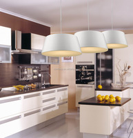 aluminum pendant lamp for the house decoration with acrylic