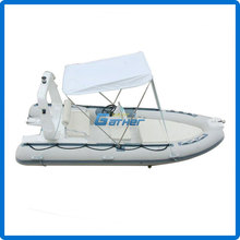 Gather Ce Certificate China Inflatable Inflatable Boat Used