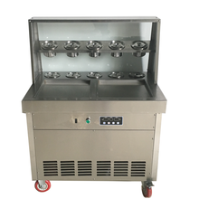Fried ice cream machine / Stirring ice cream machine / Ice pan,exported to Cambodia on April 12th,2013
