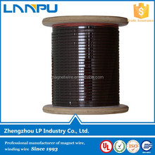 GB Standard Enameled Rectangular Copper Magnet Wire Suppliers in China