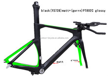 Time Trial Bikes new style full Carbon bicycle Frame FM069
