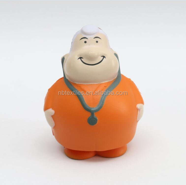 Promotional PU stress toy