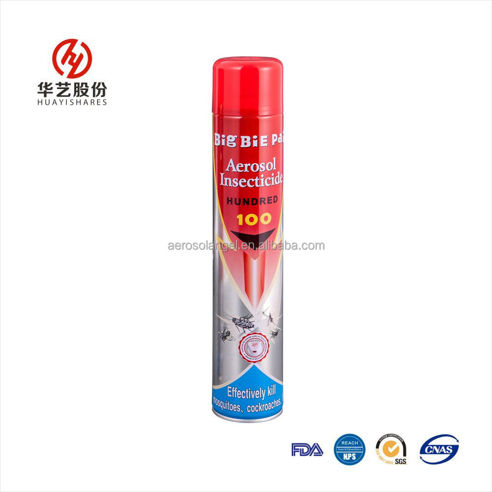 water based aerosol pesticide insecticide spray