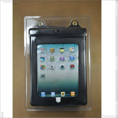 Waterproof bag for Apple new iPad 3/ipad2 P-iPAD3CASE057
