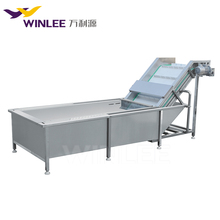 Industrial Vegetable And Fruit Production Line Industrial Washing Machine/Washer/Pressure Washer