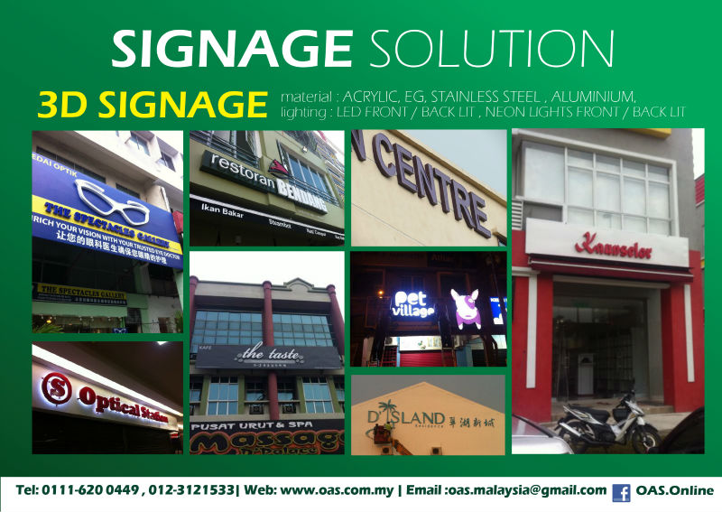 Signboard