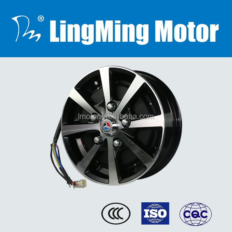 72v electric car wheel hub motor kits for sale