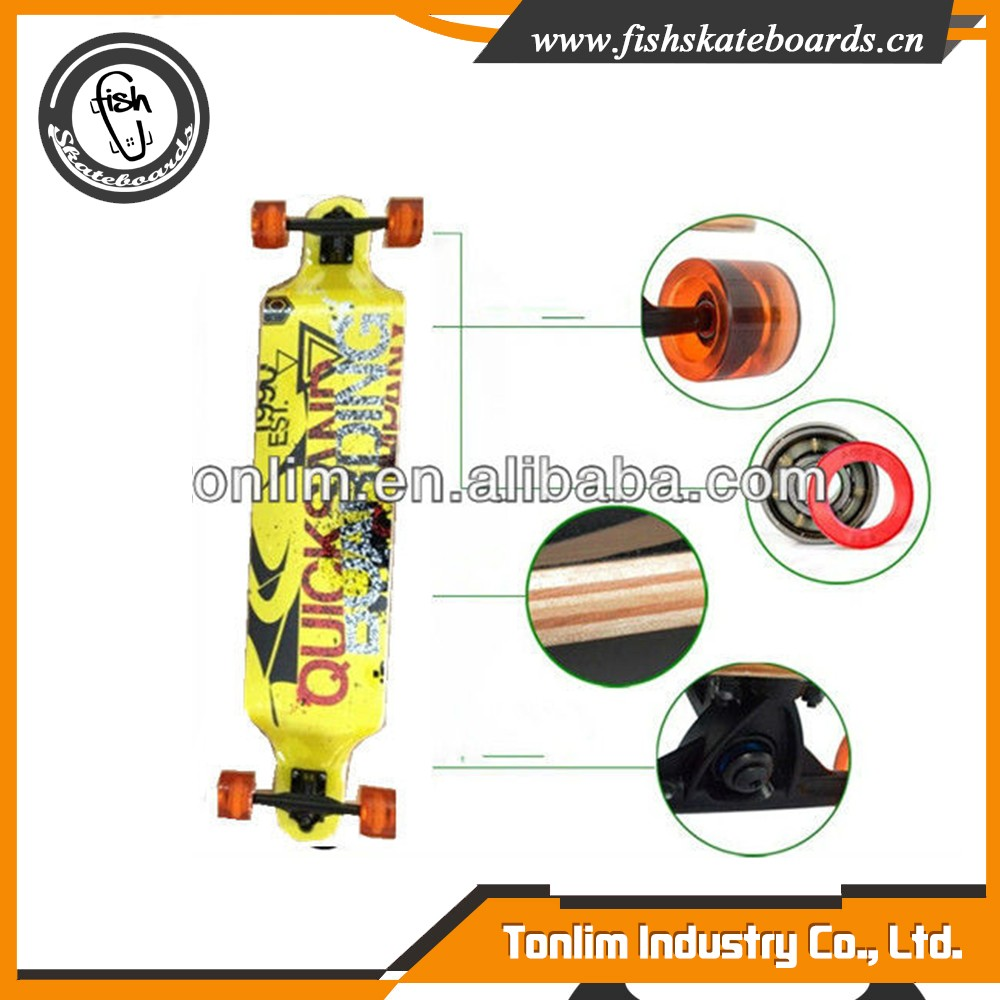 The best and cheapest custom cruiser pro skate board